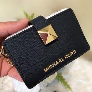 Michael Kors karla card holder